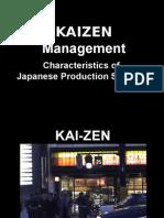 Kaizen Management