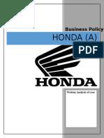 Honda.docx