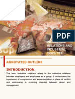 Industrial Relations E
