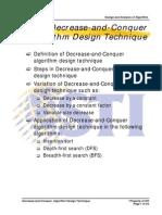 MELJUN CORTES ALGORITHM Decrease-And-Conquer Algorithm Design Technique_II