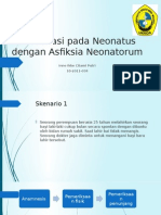 Asfiksia Neonatus
