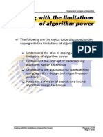 MELJUN CORTES ALGORITHM_Coping With the Limitations of Algorithm Power_II