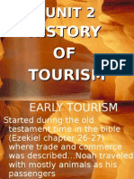 Unit 2_History of Tourism