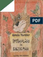 Grete Tartler - Întîmplări în dicționar