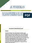 11461772 Falsafah Pendidikan Islam Dan Timur
