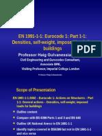 2 ttl EN 1991-1-1 Densities (05-07-08)