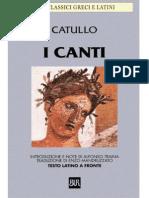 Gaio Valerio Catullo - I Canti