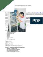 Program Training Teknisi Jaringan LAN.doc