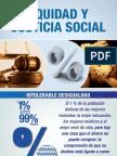 Presentación Equidad y Justicia Social (SENPLADES)