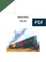 Timotei Leon - Trenul de epoca Moldovita