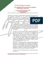 fulltext - tai tong chuache vs  insurance commission