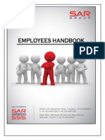 Employees Hand Book - SAR GROUP