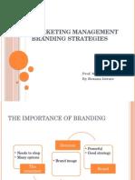 Branding Strategies Erasmus