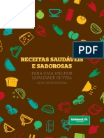 Livro Receitas Unimed Uberlândia-Issuu