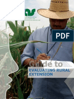 Evaluation Rural Extension