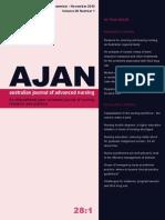 Australian Journal of Advanced Nursing Volume 28 Number 1