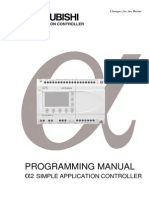 Alpha 2 XL Programming Manual