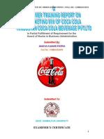 2. Coca Cola-MR-Sandip.doc