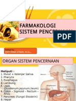 Farmakologi Sistem Pencernaan