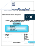 Micro Projet 2 Annee