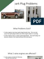 Ford Spark Plug Problems