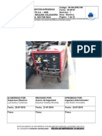 M-129-Ope-705 Manual Uso de Máquina Soldadora Eléctrica Sector Inca
