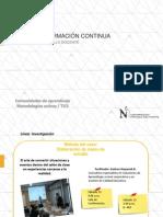 Programa Formación Continua - Junio 2015