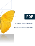 Neural Networks Application in Fianace and Online Platforms