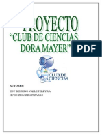 Club de Ciencias