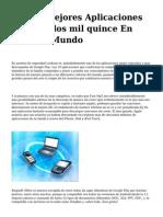 <h1>treinta Mejores Aplicaciones Android dos mil quince En TuTecnoMundo</h1>