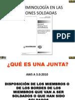 TERMINOLOGIA EN SOLDADURA-WEST ARCO