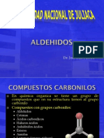 Semana 9 Sesion 1 - Aldehidos
