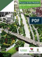 Separata Parques Del Río Medellín Para Que Vengas Todo El Año 21