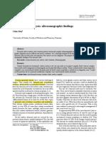 Dermoid Cyst - Ultrasound