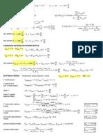 Mathcad - psicrometria