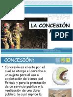 La Concesión Minera
