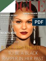Jessie J - Vogue Magazine