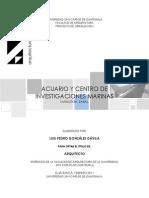 Programacion Arquitectoncia de Un Acuario - Guatemala