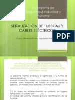 Senalizacion de Tuberias y Cables Electricos