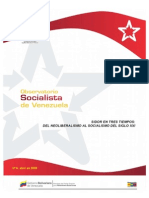 Observatorio Socialista Nº 6