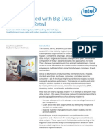 Retail Big Data Analytics Solution Blueprint