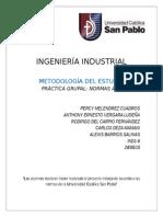 Trabajo de Metodología Del Estudio - Normas APA