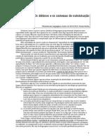 Deiticos e Sistemas de Substituição