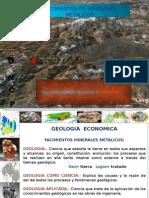 yacimientos metálicos diapositivas