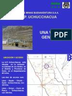Plan de Minado de Uchucchacua