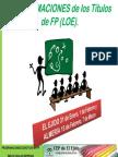 Programa en la FP