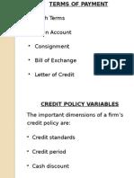 10 Credit Management