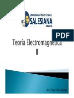 Capitulo # 2.1.- Ondas Electromagnéticas