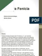 Cultura Fenicia