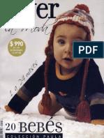 Tejer La Moda - 20 - Bebés.pdf